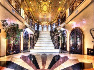Villa Adriana - Elegant European-like Palace - Waterfront Property