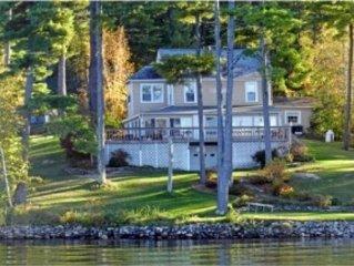 Charming 4 Season Lake Front Home