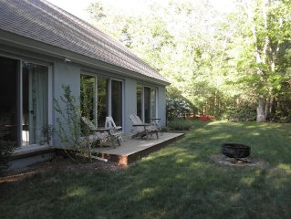 Wonderful 3-Bedroom Cottage In Cotuit With Easy Beach Access