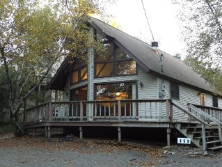 ***AIR CONDITIONED CHALET IN TOWAMENSING TRAILS AMENITY FILLED COMMUNITY***