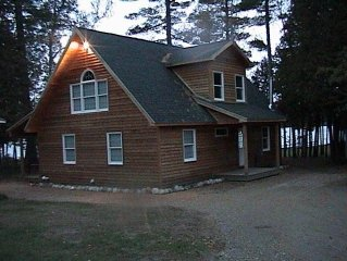 New Lake Front Cabin next to Boyne Mountain Ski Resort/Boyne City/Boyne Falls