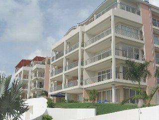 Spacious and Stunning 2 Bedroom Condo in St. Maarten
