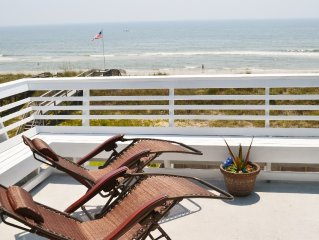 Oceanfront Beach Condo! Amazing Views Free WiFi-Pool-Linen
