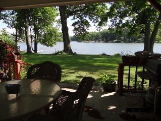 Luxury Portage Lakefront Private Home