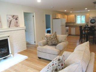 Cozy Modern Berkshires Rental (Mins from Lenox, Kripalu & Tanglewood)