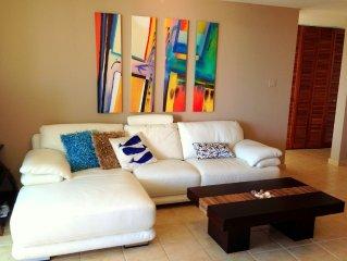Caribbean Island Resort Life Style In Ocean Front Property At Penamar Ocean Club