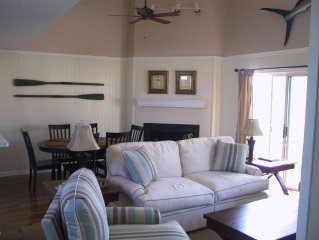 Wonderful And Spacious Canalfront Pirates Cove Condominium With 35' Boat Slip