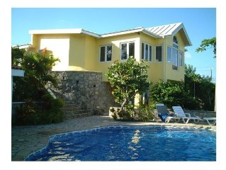 Spice of Life. A Beautiful Caribbean Villa With Breath-Taking Views