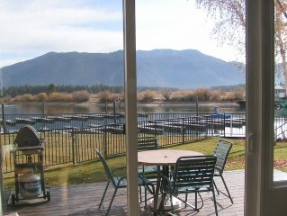 Water View, Heavenly View, Must See View from Tahoe Keys Condo