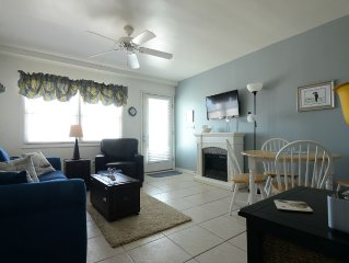 Ocean Front- Unit Directly Faces Ocean  Labor Day weekend available