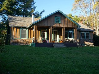 Artist's House on 5+ Acres, with Creek and Views- Newly Done!