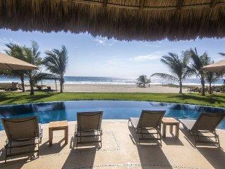 Casa Numa'Na - Luxurious Ocean Front Villa