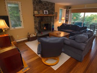 Beautiful Private Home In The Heart Of Killington