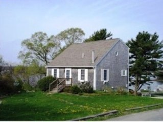 Beautiful 'Saltbox Cape Cod' with Water Views on 3 Levels