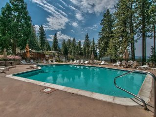 WIFI/SAT/TV/GARAGE/HEAVENLY/LAKE/CASINOS NEAR! WINTER RATE:$1401 Week Incl all!