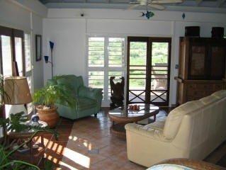 Classic Caribbean Villa,  On Five Pristine Acres, Close To Zoni Beach.