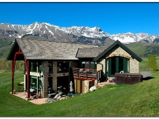 360o Panoramic Mountain Views situated on the 8th Fairway