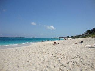 Affordable, Near  Atlantis & Across from the Best Beach!