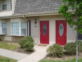 Charming Townhome/Condo near Kentucky Horse Park and Keeneland Race Track