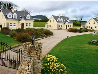 1 to 5 Irish Cottages by the sea
