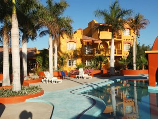 Privately owned condo on the Bay of La Paz, Ocean view