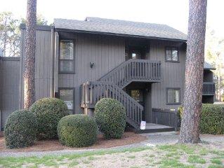 Pinehurst 2-Bedroom Golf Condo Near Resort and Shops