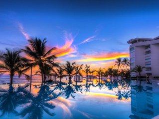 Luxury Penthouse Floor Plan, Panaromic View of Beach & Ocean, 2nd Flr, 4 Bds/4BA
