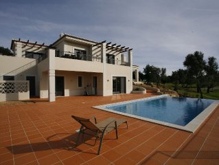 Modern Villa With Pool On Pinta Golf Course - Perfect For Golf Fans And Families