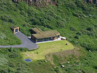 New Luxury Villa Close To Golden Circle, Panorama View, River Side