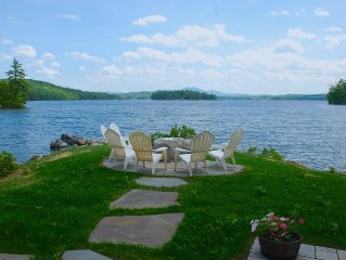 Waterfront- Winnipesaukee in Meredith! Fall 2017 Dates Available!