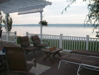 Seneca Lake - Close to Wineries and Great Sunsets - 1 week in Aug available
