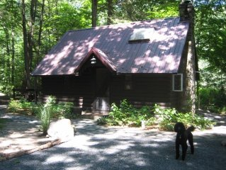 STORYBOOK COTTAGE*Lovers*Pet Owners*Writers RETREAT*Private-peaceful w/ brook