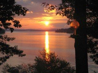 Enjoy the beauty of Lake Winnipesaukee!