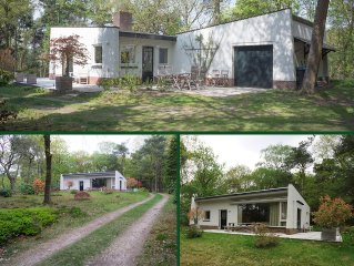 Mookerheide, Very private, modern and exclusive Villa in this historical village
