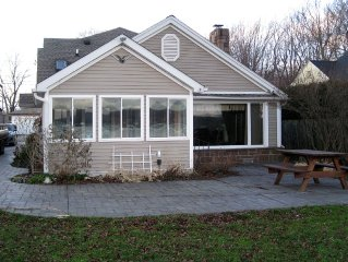 Relax On The Waterfront Of Lake Conesus - Easy Access