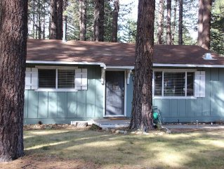 EPIC SNOW!! Enjoy Heavenly Pines Retreat.  Quiet, Clean and Cute! 2BD/1BA