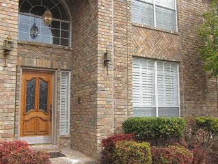 Beautiful Fully Furnished Home In Plano - Sleep 12