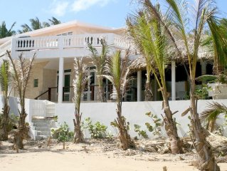 Oceanfront Villa w/ Pool, Gazebo, & Large Bluff Sun Deck with Spectacular Views