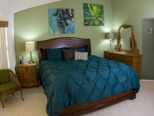 Ideal Home Sanctuary to Celebrate Your Vacation!
