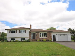 Family Friendly Home in Charlottetown