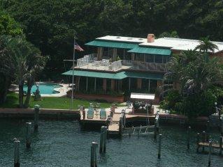 Beautiful Oceanfront Property
