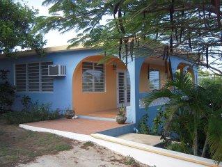 Casa de la Rusa, Vieques, fully airconditioned, great views in Bravos