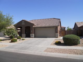 Relaxing Comfortable Affordable Avondale Vacation Rental House West of Phoenix