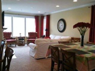 The Perfect Getaway-Beautiful 3 Bdrm + Den in Bayside Resort