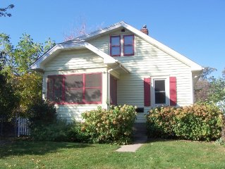 Quaint and Historic Home Well Located in Charming Minneapolis Neighborhood
