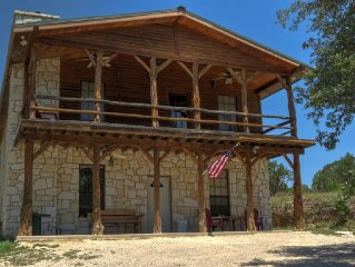 Come relax with your family and friends on the Frio River