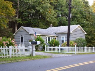 Peaceful Two Bedroom Cottage