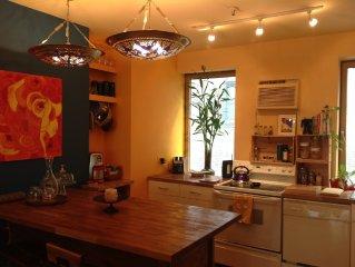 Sunny and Elegant Loft in Chelsea--- Casabella