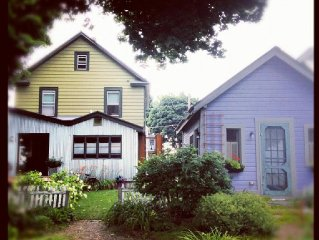 Lakeview Garden Cottage Near Downtown