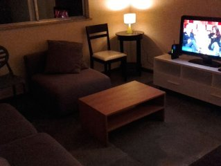 Vacation Rentals near the River Center and Olympi